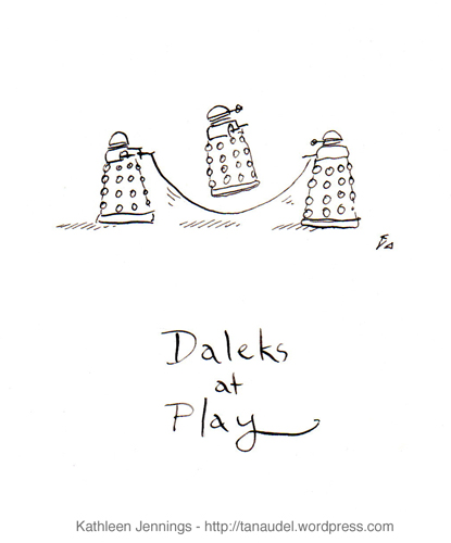 Daleks at Play