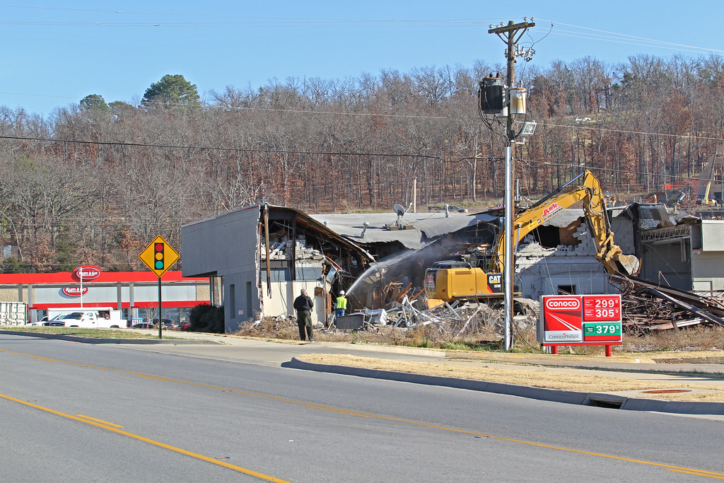 Arvest Bank plans Dec  20 groundbreaking for College-Township branch