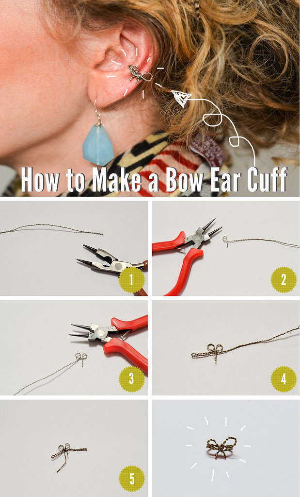 DIY: How to Make an Ear Cuff