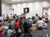Len Barnett @ Haggard Library 7/27/16
