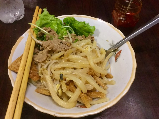 Hội An's renowned Cao Lầu noodles