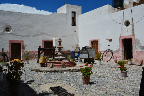 Patio de la Casa del Marques de Aguayo