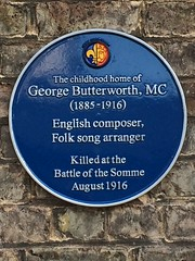 Photo of Blue plaque number 42576