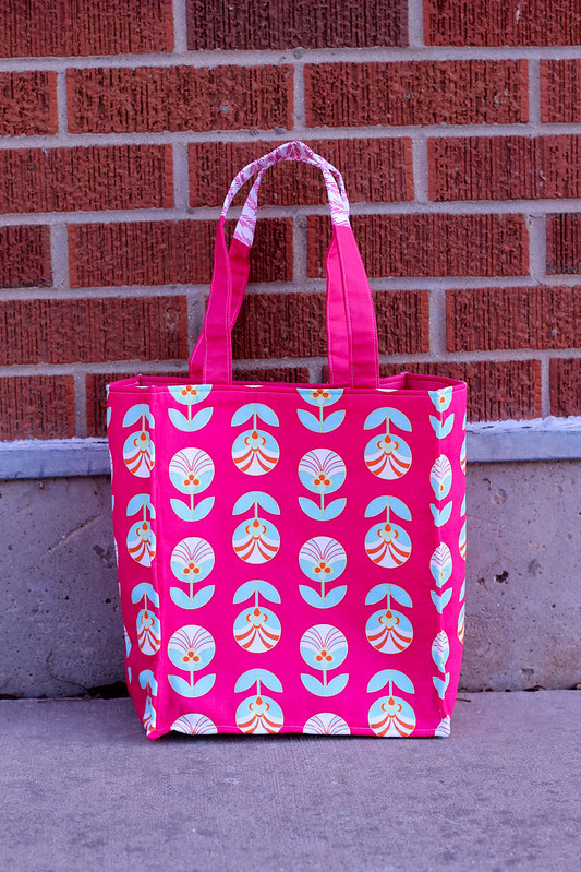 Color Me Retro Tote Bag