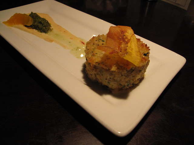 Dungeness Crab Cake 4