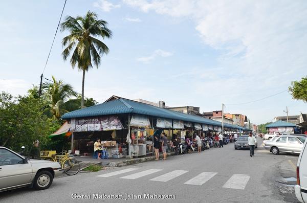 Jalan Maharani Hawker Centre