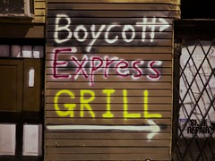 Boycott Express Grill