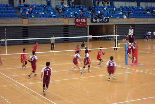 20121102秋季北信越大学バレーボール選手権大会