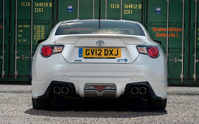 Advice Requested Rebadged Gt86 In The Wrong Location