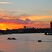 Sunset from Rotherhithe