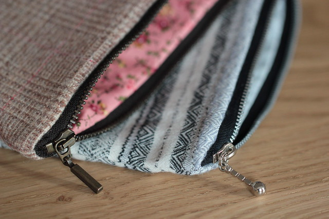 woolen pouches