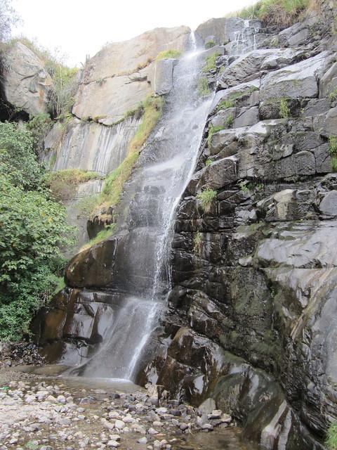 San Jerónimo de Surco - Catarata Huanano