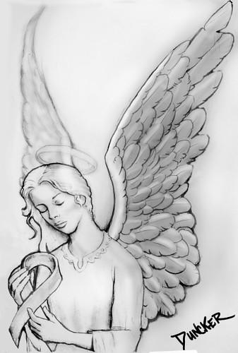 angel find me a tattoo. Black Bedroom Furniture Sets. Home Design Ideas