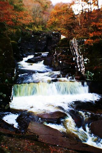 Bracklinn Falls, Scotland