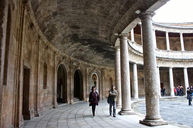 Palace of Charles V / Palacio de Carlos V, La Alhambra  Flickr - Photo Sharing!
