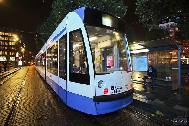 Tram de Amsterdã