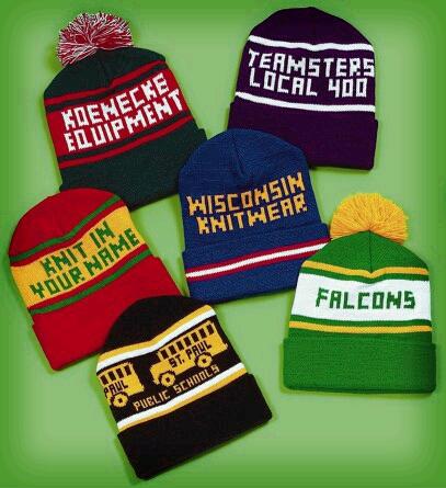 Wisconsin knitwear