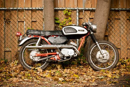 1968 Yamaha 180