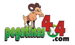 Pegatinas 4x4