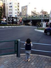 朝散歩 (2012/11/8)