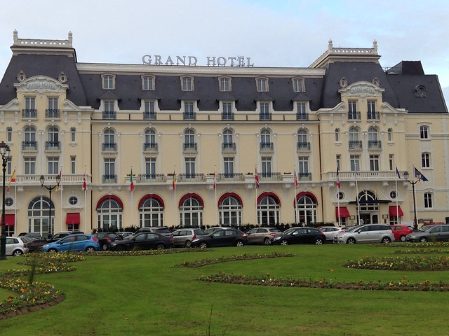 the grand hotel in balbec cabourg as read about in in se flickr photo sharing. Black Bedroom Furniture Sets. Home Design Ideas
