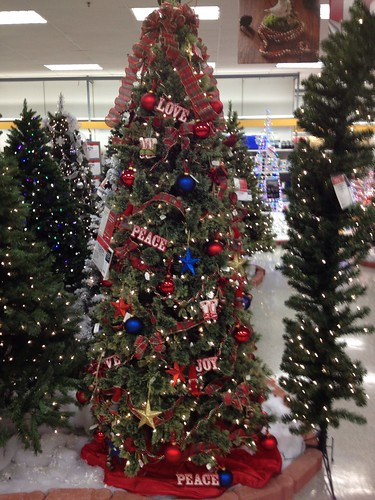 i headed out to sears last weekend for some christmas decoration shopping with one of my teens some stores have a cheer tree where you can unlock exclusive - Sears Christmas Decorations