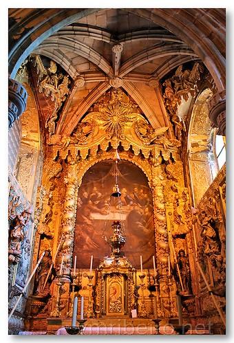 Absidíolo da Igreja Matriz de Vila do Conde by VRfoto