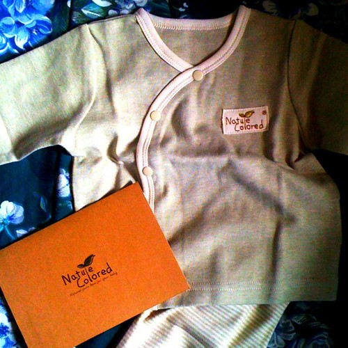 thank you omma organics for noah's super soft jammies :D