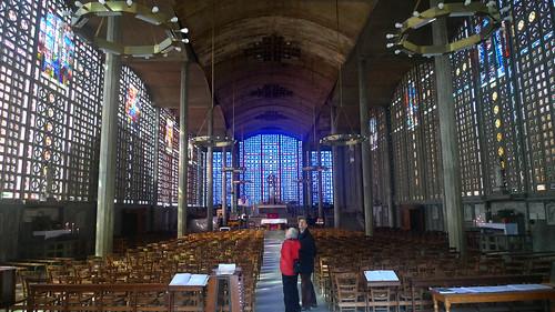 Église N.-D. de la consolation-Le Raincy (Seine-st-Denis France