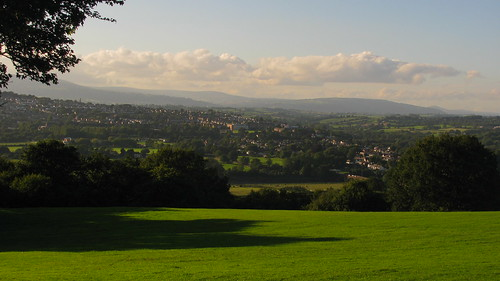 Caerleon and the Mountains