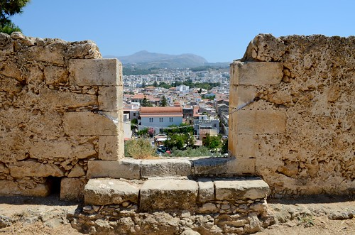 The Fort at Rethymno