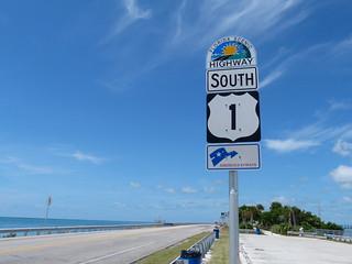 Imagen de la Carretera de los Cayos de Florida (USA)
