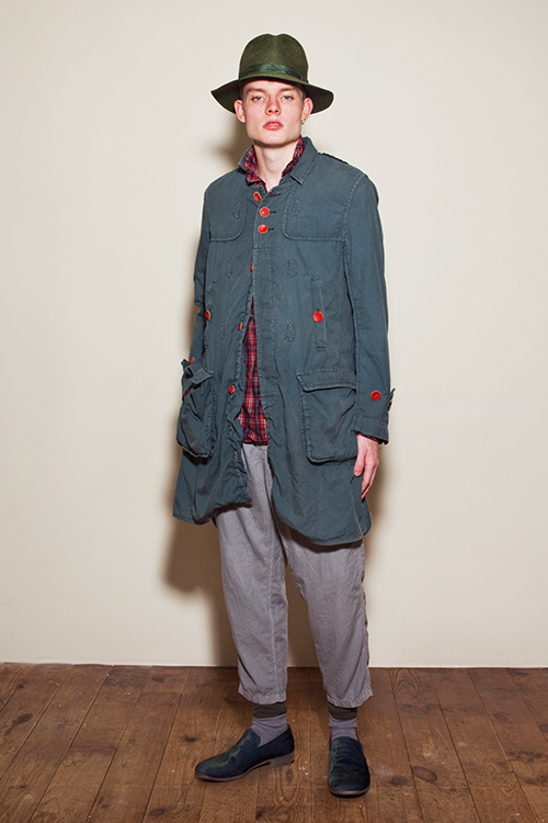 Stanny-Marks Stanworth0270_UNDERCOVERISM SS13 Lookbook(FASHION PRESS)