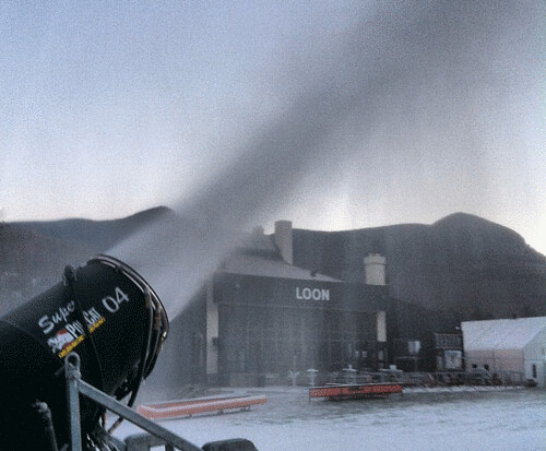 Loon Mt. Snowmaking