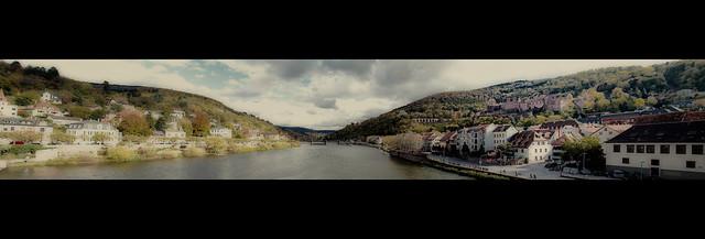 44/52: Heidelberg Panorama