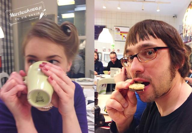 marchewkowa, blog, spotkanie blogerów, IKEA, Przystanek: Kuchnia, bus, quiz