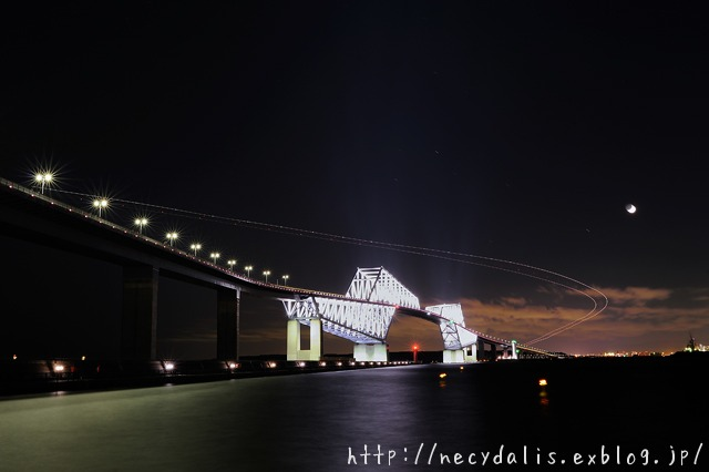 Tokyo Gate Bridge...