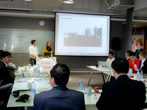 Presentation for ATDF board