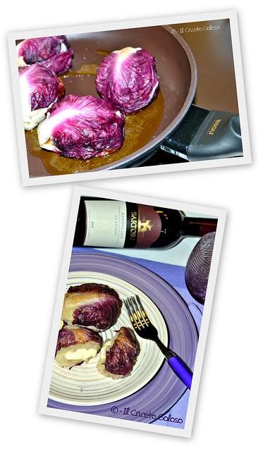 Fagottini di radicchio e patate (1)