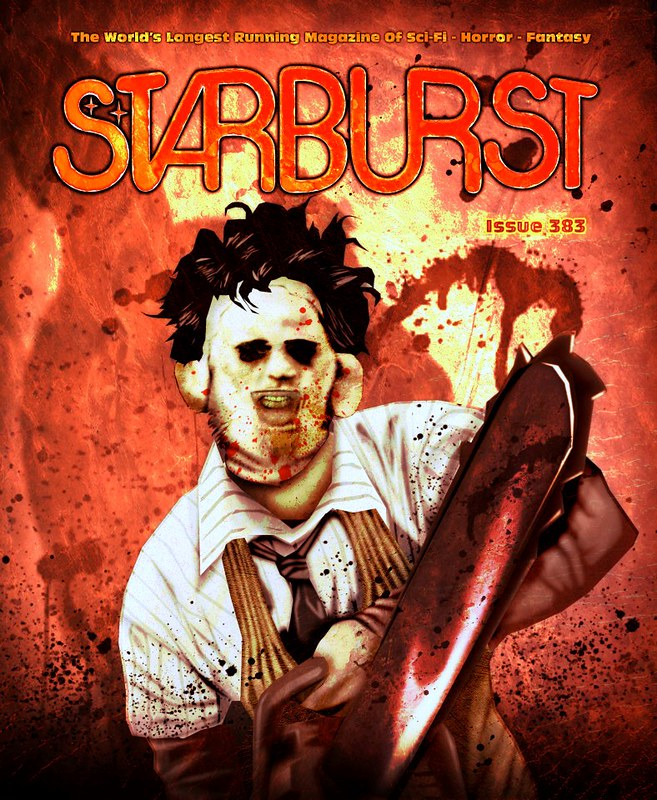 Starburst Magazine 383: The Texas Chainsaw Massacre