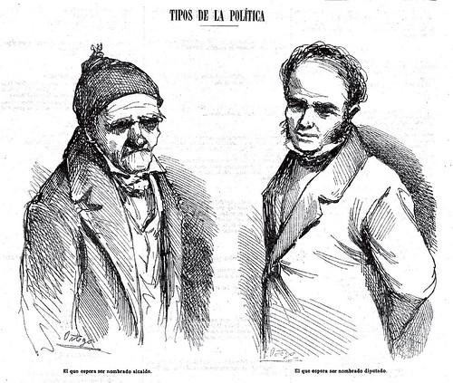 012-Revista Gil Blas 16 de Frebrero 1868-Francisco J. Ortego- Copyright Biblioteca Nacional de España