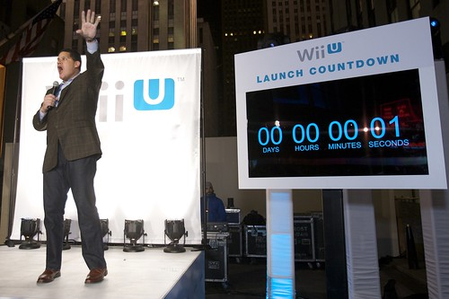 Wii U Launch Countdown
