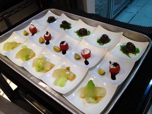 悅心園蔬食創意料理