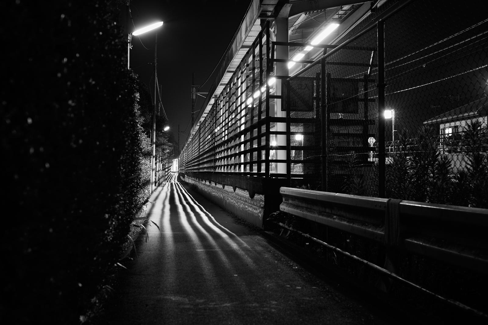 北鎌倉駅側道
