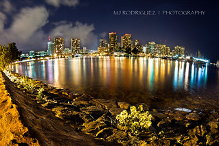 "Day 63-365 / 11.19.12 / Project 365 ""View from Magic Island"""