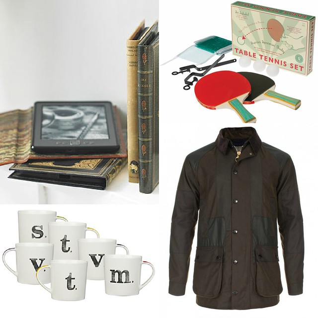 christmas gift guide for men 2012 1