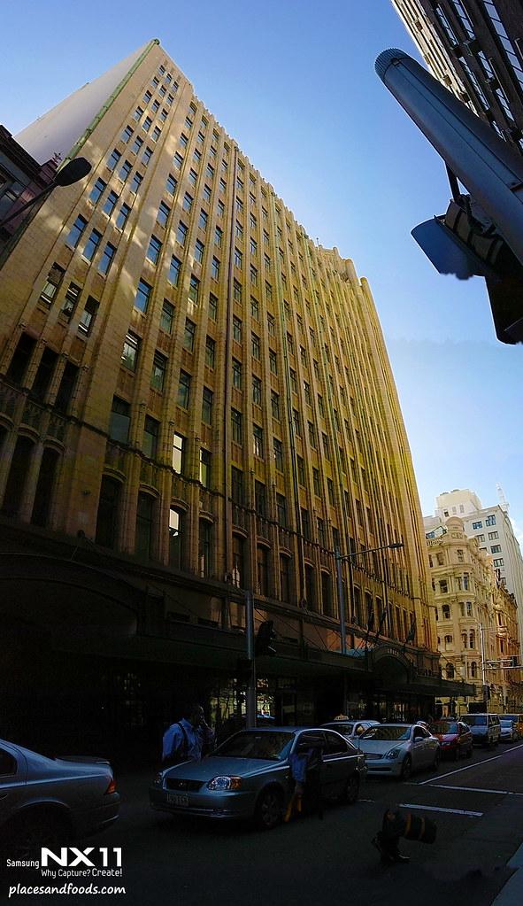 grace hotel sydney building