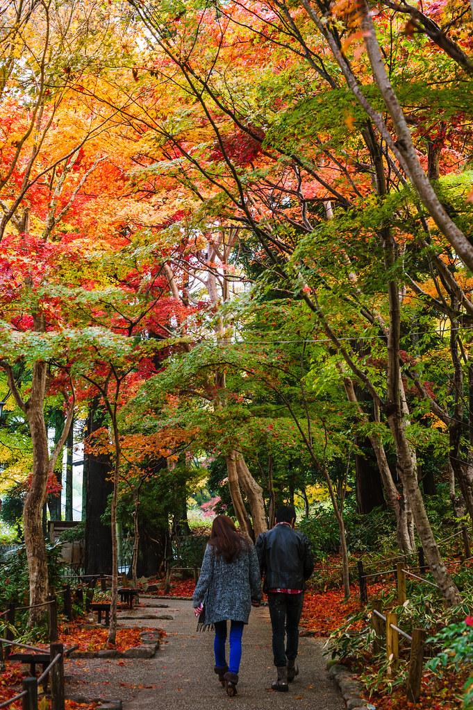 Zuihouji Park