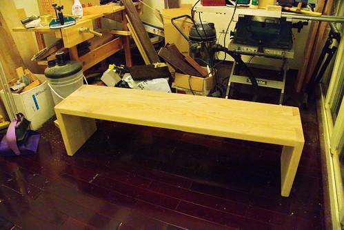 木工 板凳 20121120_7