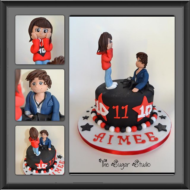 Amazing One Direction Cakes a gallery on Flickr